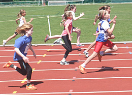 Young Athletes Sprints